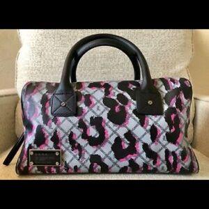 L.A.M.B. Gwen Stefani Handbag Animal Print
